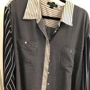 Ralph Lauren button down long sleeve